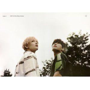 JBJ95 SPARK 3rd Mini Album Poster